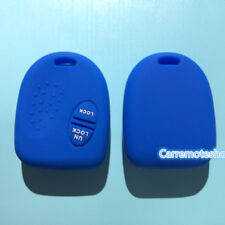 BLUE HOLDEN 2 BUTTON REMOTE KEY silicone cover COMMODORE WH WK WL VT VX VY VZ