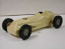 Vintage Rocket Products Wind Up Plastic Race Car