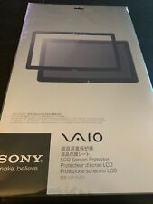 SONY VAIO Tap 20 Dedicated LCD Protector VGP-FLS11 Japan new .