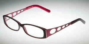 Calabria 808 Stainless Steel Designer Reading Glasses 7 Colors & Power to Choose