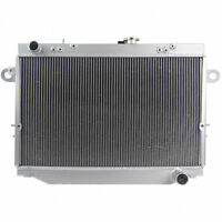 Radiator For Toyota Land cruiser 100 Series HDJ100R FZJ105R HZJ105R MT 3 ROW