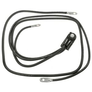 4SD68X AC Delco Battery Cable New for Cadillac Fleetwood Brougham 1987-1990
