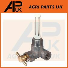 Ford 2000,3000,3600,4000,4600,5000 Fordson Dexta Major Tractor Fuel Tap Brass