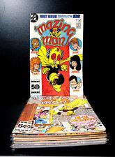 COMICS: DC: 'Mazing Man #1-12 & Special 1-3 (1986), 1st Mazing Man app - RARE