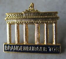 BERLIN  Pin / Pins: BRANDENBURGER TOR - sehr edel - Relief!!