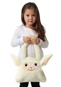 Moving Sheep Ears Plush Trick or Treat Bag