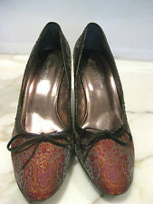 Zoe Wittner Sz 38 7.5 Designer Shoes