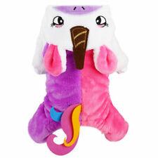 Dogs Clothing Flannel Cartoon Unicorn Dress Up Costume Winter Warm Costume New