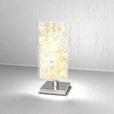 LUMETTO TOP LIGHT MODELLO TRAY 1087/P - FO (FOGLIA ORO)