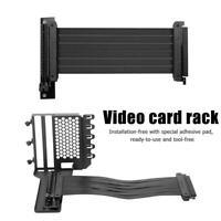 PHANTEKS 7 PCI Desktop Case Graphics Card Holder Stand Extension Bracket Tool UK