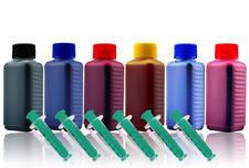 Druckerfarbe Refillset für HP363 HP363XL