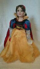 Disney Porcelain Dolls