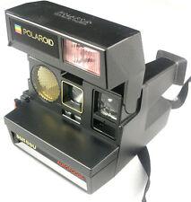 POLAROID AutoFocus Sun 660 Instant Film Camera AF SKU 603976 w/ Manual & Box