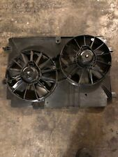 Radiator Cooling Fan For 98-2002 Chevrolet Camaro Pontiac Firebird