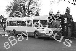 Bus Negative & Copyright WEST MIDLANDS PTE DOC 40V [7040]