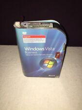 Microsoft Windows Vista Business Upgrade DVD (66J-00003) Sealed