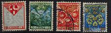 Nederland kind 1926  nr 199 - 202 (44-4)