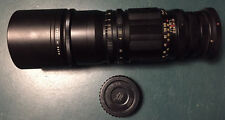 Collector Komura 200mm f/3.5 Lens for Pentax Yashica Fujica Mamiya Screw Mount