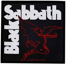 Black Sabbath Creature 2013  - WOVEN SEW ON PATCH - free shipping