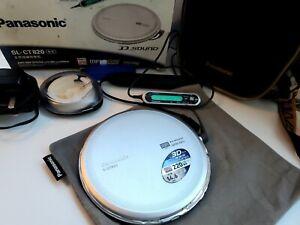 Panasonic SL-CT820 Silver Boxed