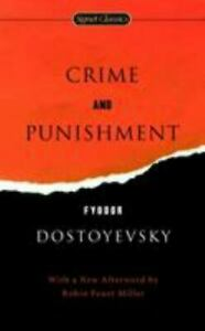 Crime and Punishment (Signet Classics) by Dostoyevsky, Fyodor