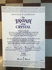 More details for fantasy of the crystal chess set