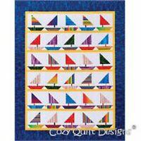 Regatta Quilt Pattern - Cozy Quilt Designs