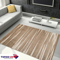 RUGS MODERN DESIGN CARPET SOFT BEIGE BEST PRICES DIFFERENT SIZES AND COLOURS
