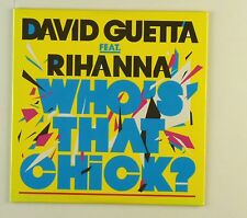 Maxi CD - David Guetta - Who's That Chick? - #A1905 - Neu
