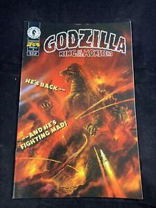 Godzilla No. 0 Dark Horse Comics June 1995