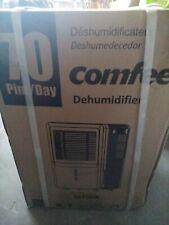 Brand New Sealed Comfee M70Dk Dehumidifier 70 Pint Auto Shut Off Auto Defrost