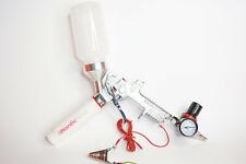 Powder Coating System Nordicpulver Pro Powder Paint Spray Gun Us Plug Tribo