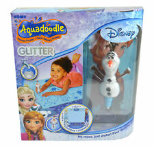 E72441 TOMY Disney Frozen Aquadoodle Mat with Glitter Effect Toddler Children 2+