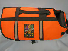 Outward Hound Orange Life Jacket For Puppy Or Small Dog (Small)