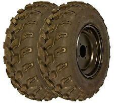 ATV UTV Gokart Tire 21/7-10 With Rim 2 Pieces Taotao Maxtrade Trailmaster