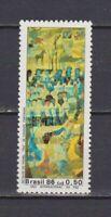 s19193) BRASILE BRAZIL 1986 MNH** Nuovo** International Year of Peace 1v