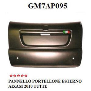 PANNELLO PORTELLONE ESTERNO AIXAM 2010 GM7AP095