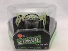 Hexbug Zombie - Scarab Robotic Creature! Glows in the Dark NEW