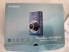 Canon PowerShot Digital ELPH SD1100 IS / Digital IXUS 80 IS 8.0MP Digital Camera