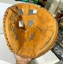 "Vintage Rawlings Heart Of The Hide 12"" Gold Glove Series Baseball Glove PRO-SBCM"