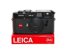 LEICA M4-2 RED DOT FIRST BUTCH MADE IN CANADA 100 PCS LIMITED