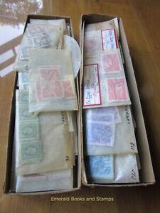 EBS - COLOSSAL Ex-Dealer Inventory - Massive amount of stamps! - PART 5