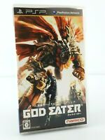 God Eater - Jeu PSP JAP Japan complet