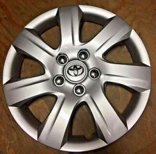 "16"" Silver Hubcap Fits Toyota Camry 2010-2011 wheel cover"