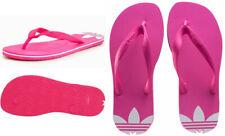 Adidas Women's Flip Flops NEW Size 3-9 adisun Pink Originals