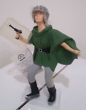 Star Wars Princess Leia Endor Vinyl Doll by Applause **BNWT**