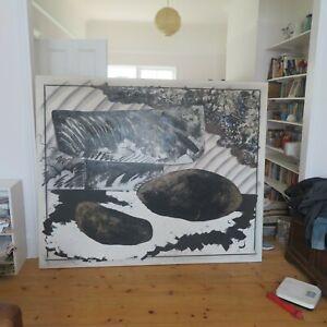 original Vortex wall art,large