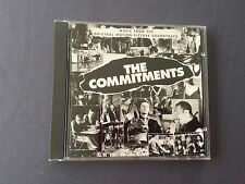 CD THE COMMITMENTS - MUSIC FROM THE ORIGINAL MOTION PICTURE SOUNDTRACK