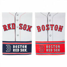 New listing Mlb Boston Red Sox 13S4203Blj Evergreen Suede House Flag 28� x 44�