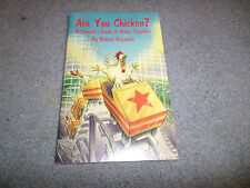 Are You Chicken? : A Coward's Guide to Roller Coasters by Robert Reynolds...